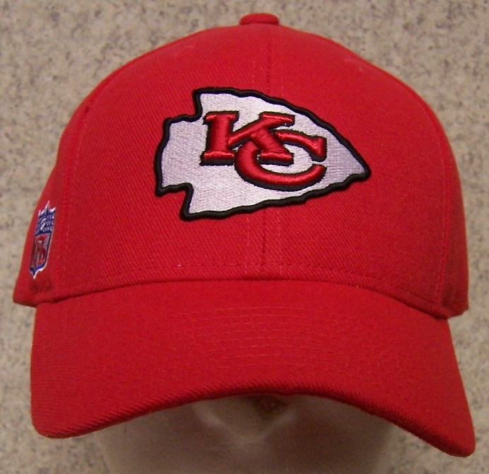 Kansas City Chiefs NFL Adjustable Size National Football League Baseball Cap thumbnail