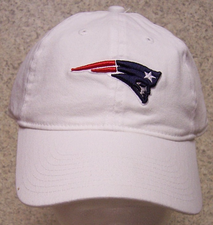 New England Patriots NFL Adjustable Size National Football League Baseball Cap thumbnail