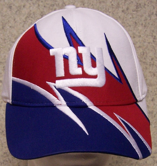 New York Giants NFL Adjustable Size National Football League Baseball Cap thumbnail