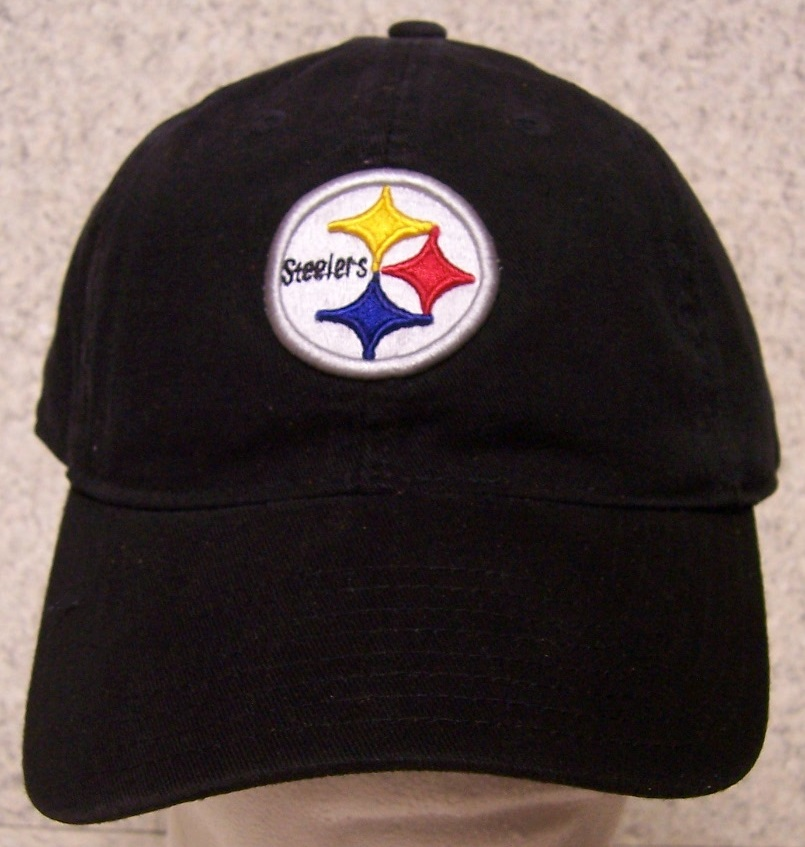 Pittsburgh Steelers NFL Adjustable Size National Football League Baseball Cap thumbnail