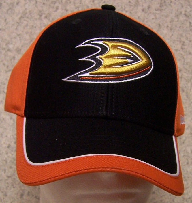 Anaheim Ducks NHL Adjustable Size National Hockey League Baseball Cap thumbnail