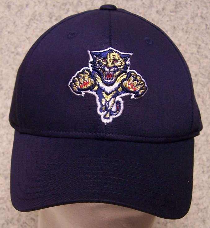 Florida Panthers NHL Adjustable Size National Hockey League Baseball Cap thumbnail