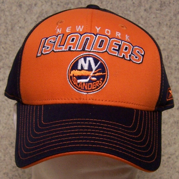 New York Islanders NHL Adjustable Size National Hockey League Baseball Cap thumbnail