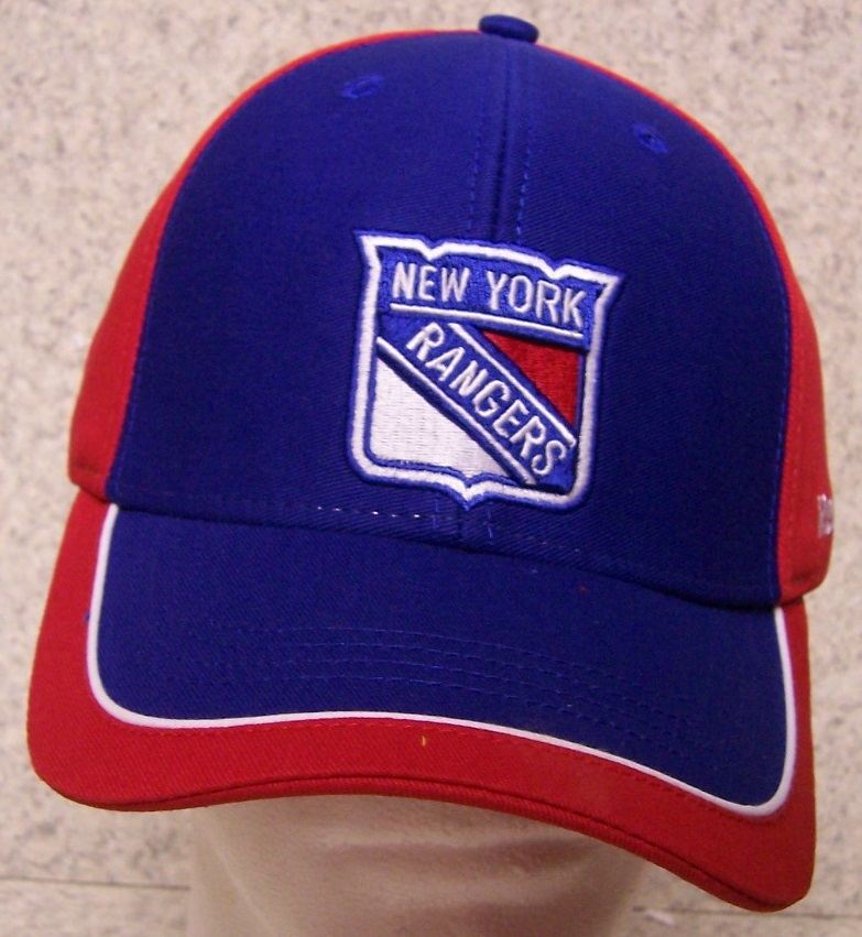New York Rangers NHL Adjustable Size National Hockey League Baseball Cap thumbnail