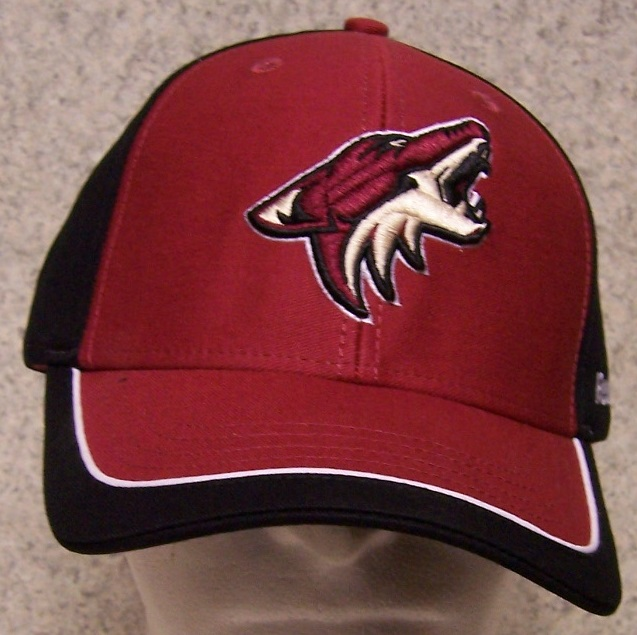 Arizona Coyotes NHL Adjustable Size National Hockey League Baseball Cap thumbnail