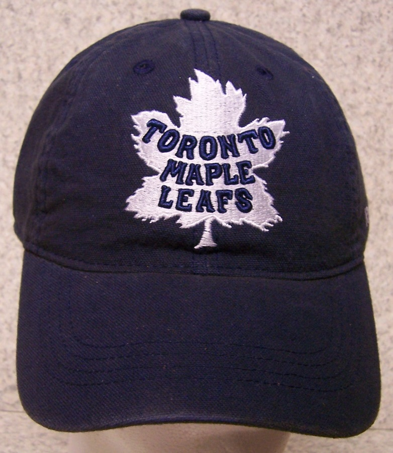 Toronto Maple Leafs NHL Adjustable Size National Hockey League Baseball Cap thumbnail