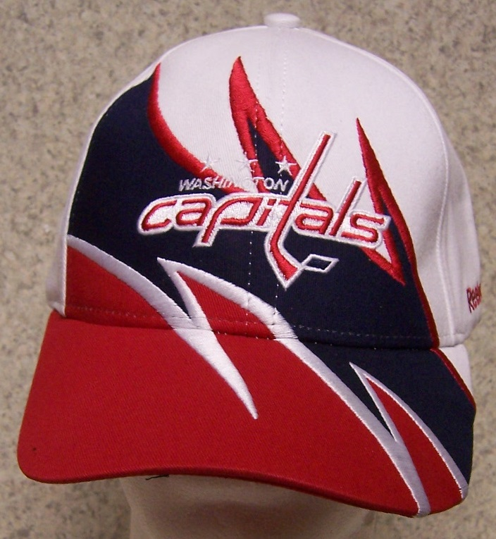 Washington Capitals NHL Adjustable Size National Hockey League Baseball Cap thumbnail