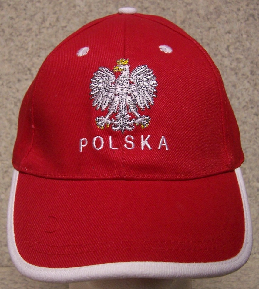 Poland Adjustable Size International Flag Baseball Cap thumbnail