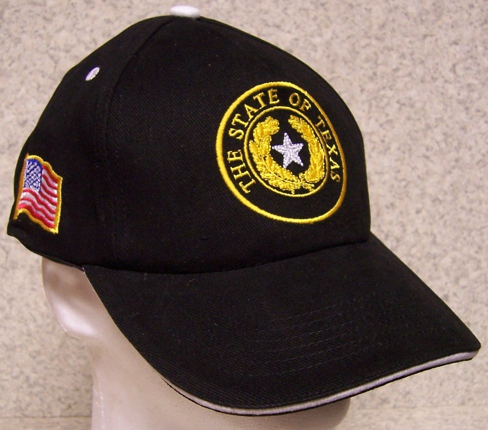Texas Adjustable Size Baseball Cap thumbnail