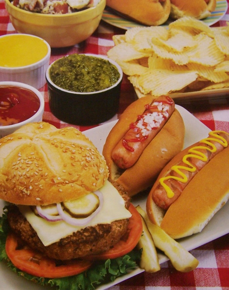 hamburgers and hotdogs the image kid has it. Black Bedroom Furniture Sets. Home Design Ideas