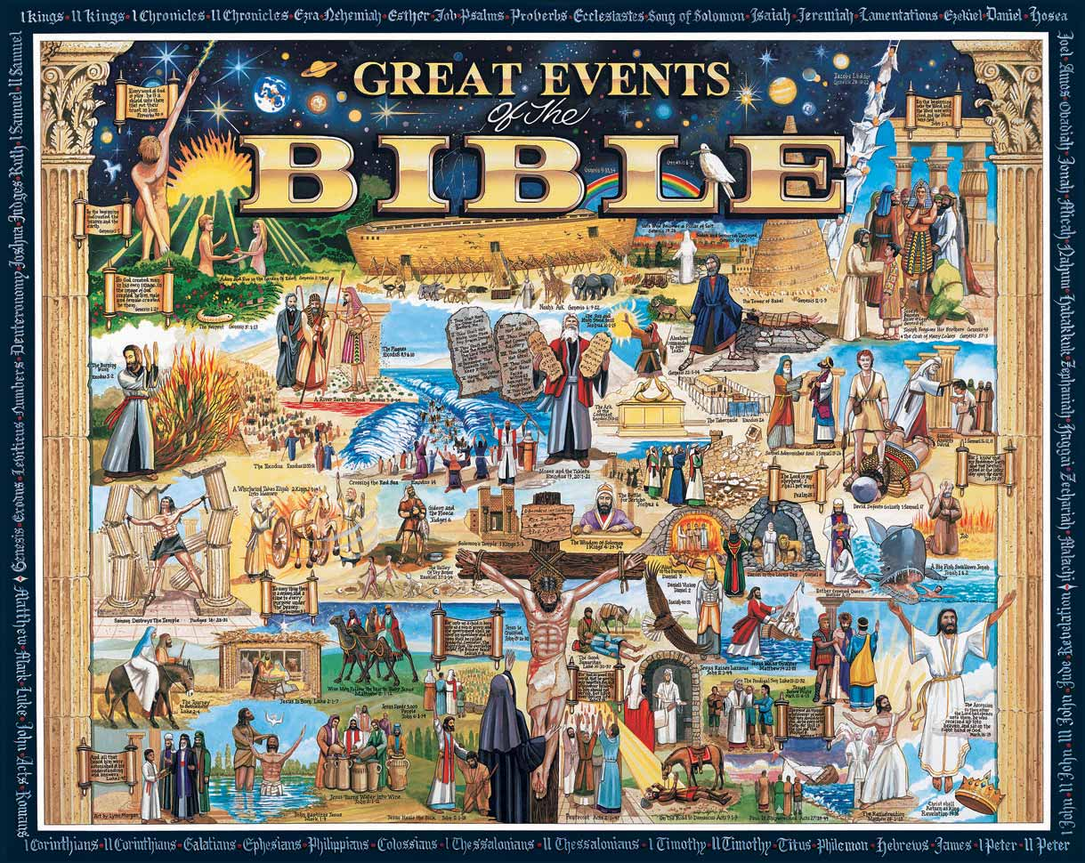 Welcome To The Manor Jigsaw Puzzles Biblical