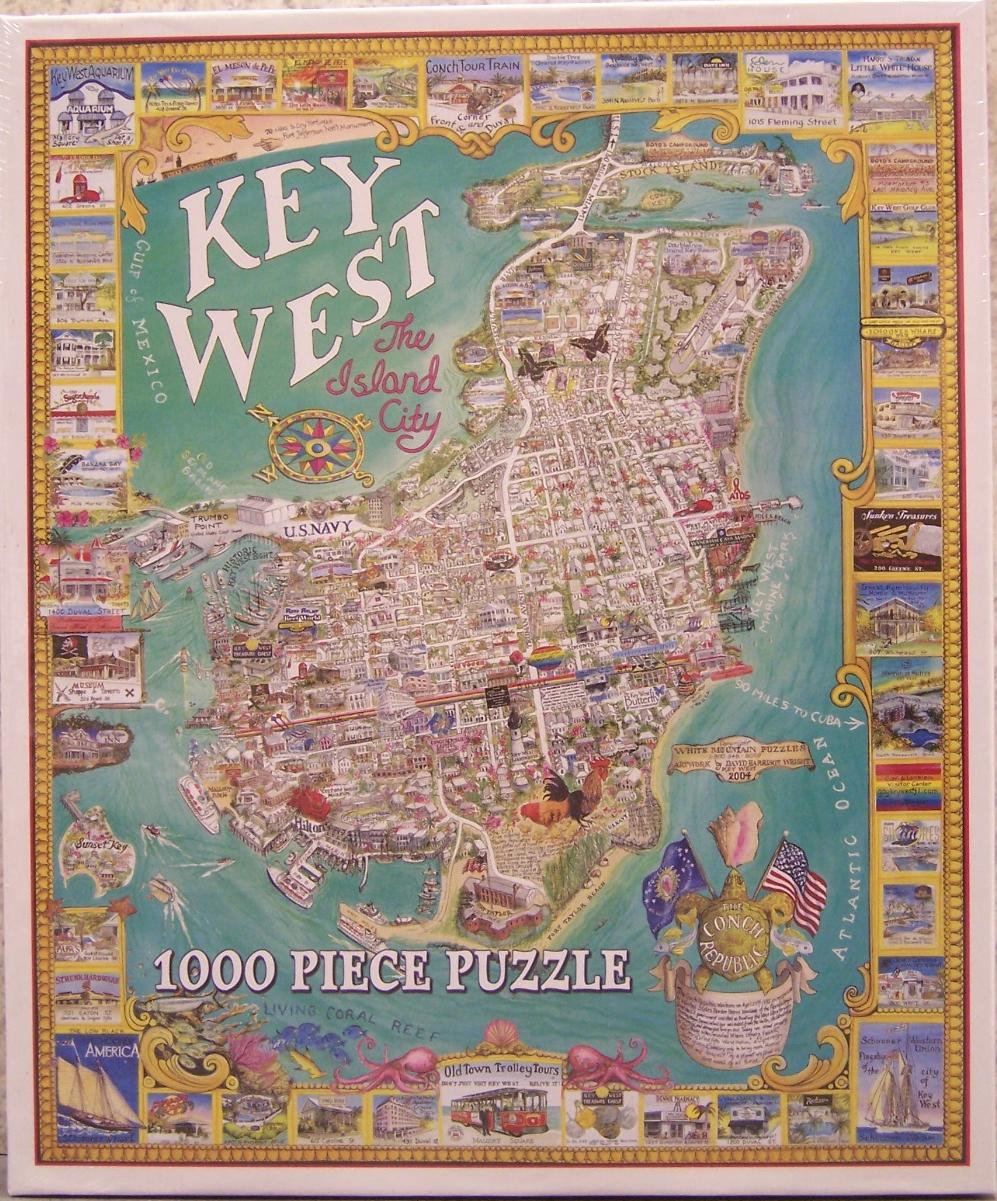 Directory Inventoryjigsaw PuzzlesExplore America - Florida map jigsaw puzzle