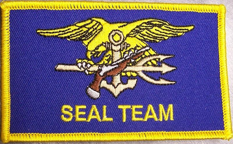 Characters  I Am a Seal Team Six Warrior