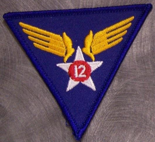 Twelfth Air Force - Wikipedia