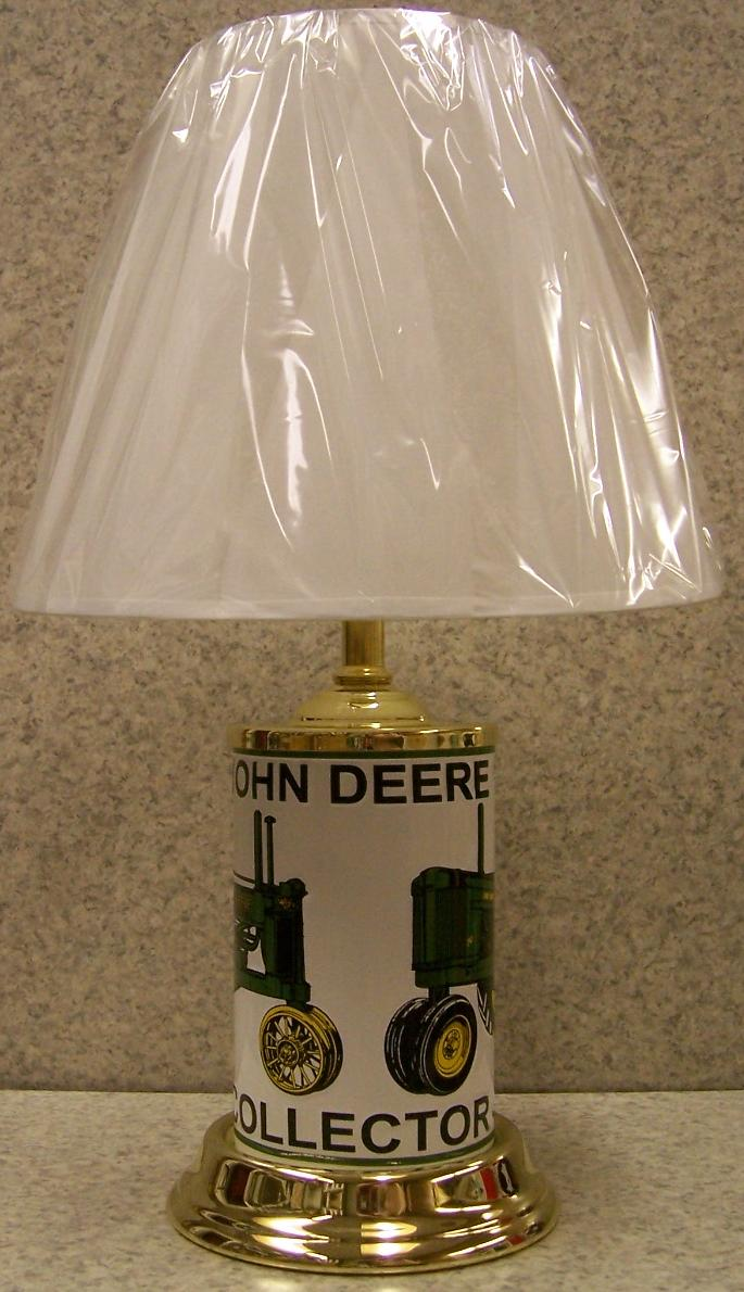 Vingage John Deere Table Lamps : Directory inventory table lamps johndeere