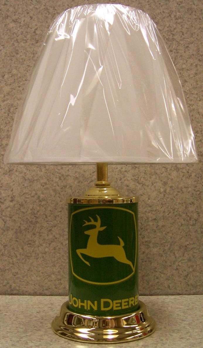 Glass Table Lamp John Deere : Welcome to the manor john deere table lamps