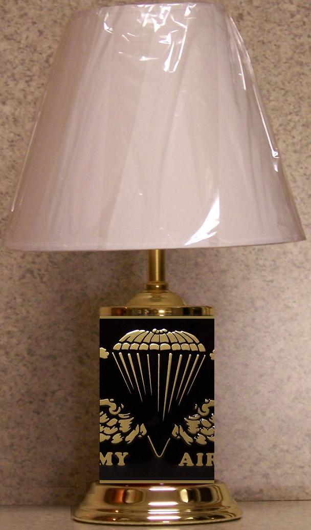 Lionheart Designs International - United States Military & Patriotic Table Lamps Theme Page ...