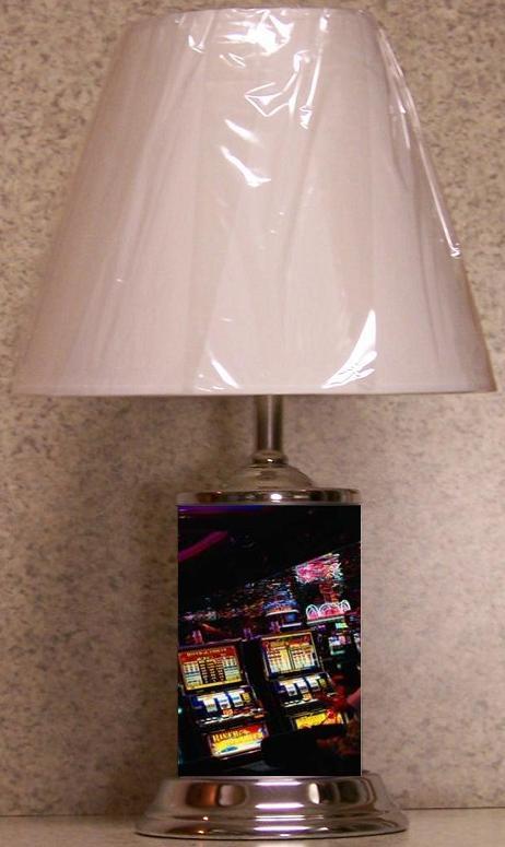 Rider Table Lamp Jpg · Casino Games Table Lamp