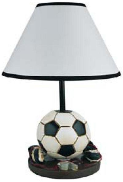 Welcome To The Manor Sports Themed Table Lamps