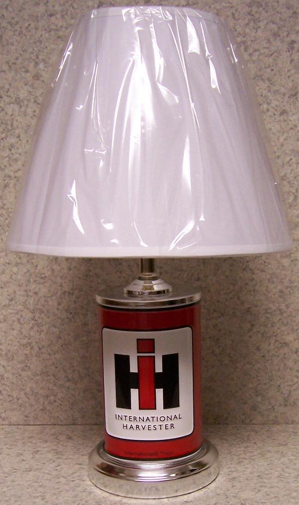 International Harvester Table Lamp : Lionheart designs international harvester