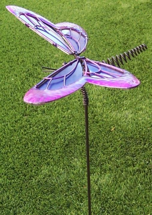 Dragonfly Lawn U0026 Garden Stake