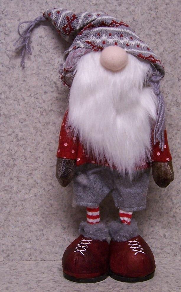 Christmas Gnome Decor.Details About Christmas Table Decor Winter Gnome New Fireplace Mantel Desk Shelf Ledge 1