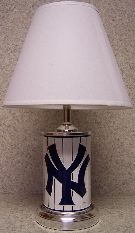 Completely new Directory /inventory/ProSports/MLB/Table Lamps LE01