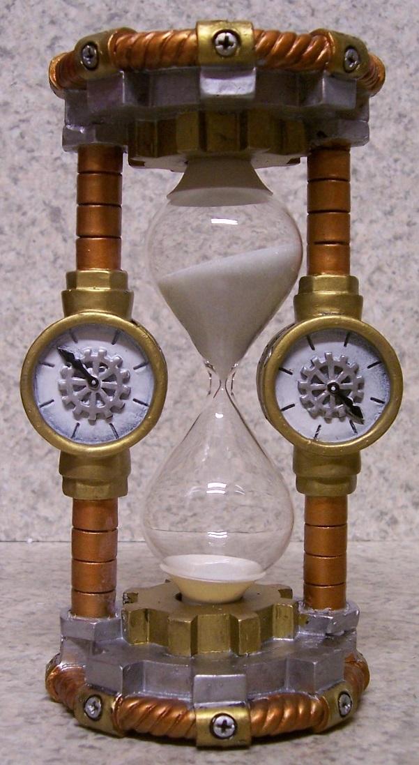 Time, Hourglass