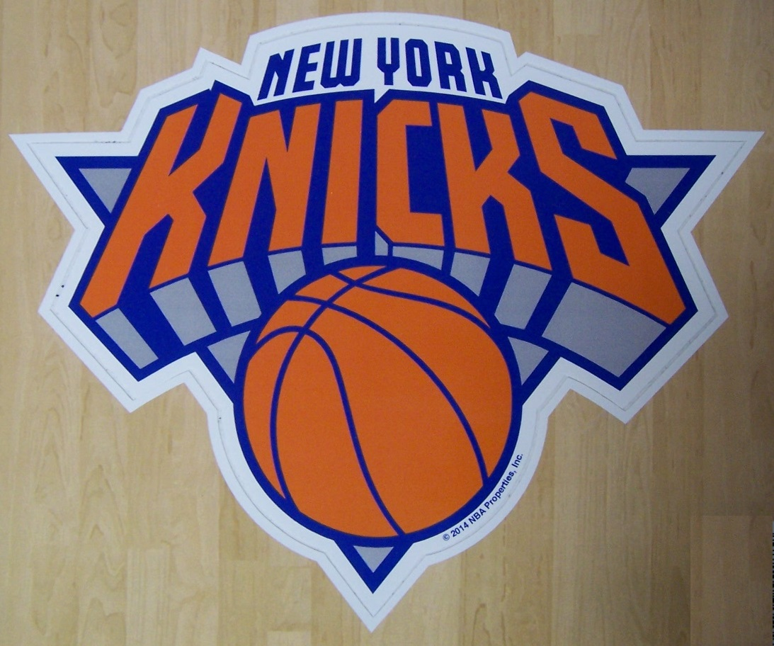 Nba Basketball New York Knicks: Window Bumper Sticker NBA Basketball New York Knicks NEW