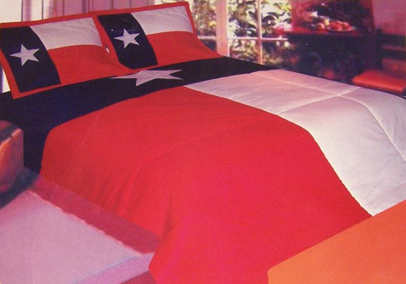 Comforter Bedspread Texas State Flag 68x86 Twin New With One Pillow Sham 821949016057 Ebay