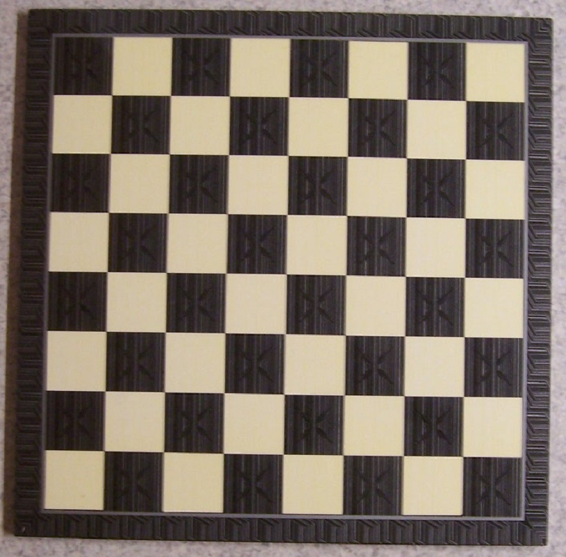 17 Elegance Decoupage Chess Board
