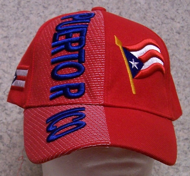 Embroidered Baseball Cap International Puerto Rico NEW 1 hat size ... 51c47a9eeb0