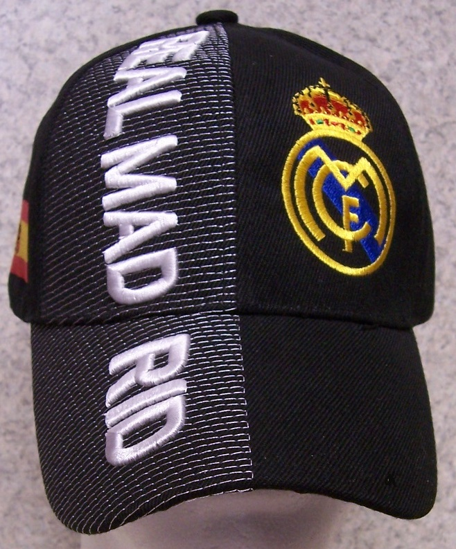75823bfd7 Real Madrid F.c Hats Cap Nv Men's Accessories